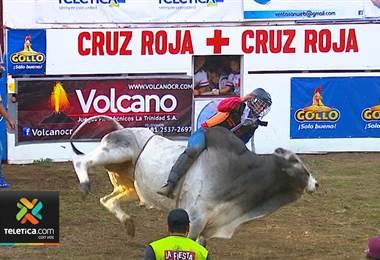 Invierno Toreado llegó este fin de semana con los mejores toros a playas del Coco