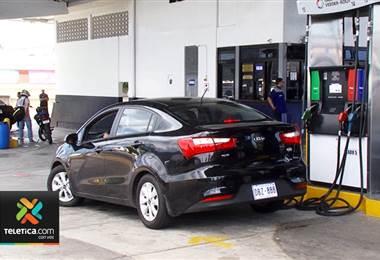 Recope pidió a la Aresep otro aumento más en los combustibles