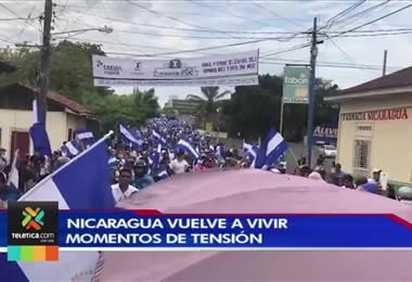 """Masaya, la """"heroica"""" ciudad nicaragüense que resiste la brutal represión del gobierno de Ortega"""