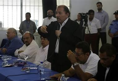 Comenzó diálogo en Nicaragua entre reproches y ambiente crispado