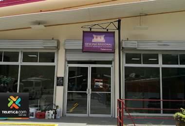 Vecinos de Talamanca y zonas cercanas pueden realizar trámites en nueva sede del TSE