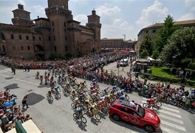 Giro de Italia 2018.