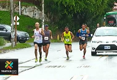 Al menos 12 paradas de buses tendrán cambios la mañana del domingo por la maratón