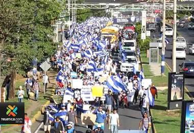 Pase Nicaragua Cindy