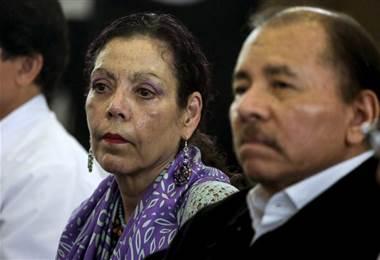 Daniel Ortega. AFP
