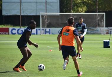 Joel Campbell, delantero de la Selección de Costa Rica |Julio Naranjo.