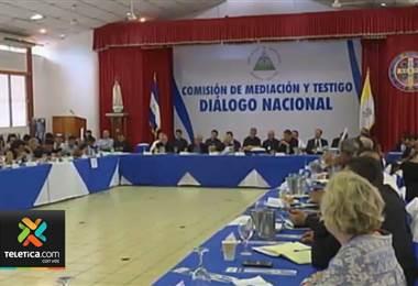 Suspenden diálogo en Nicaragua por falta de consenso entre gobierno y opositores