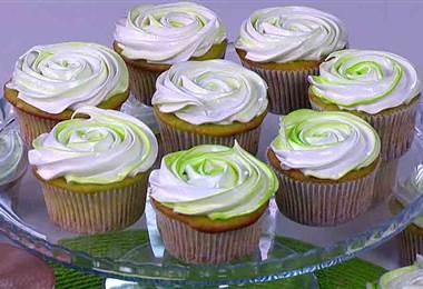 Receta: Cupcakes de limón