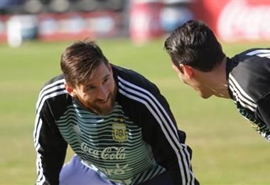 Lionel Messi, capitán de la Selección de Argentina.
