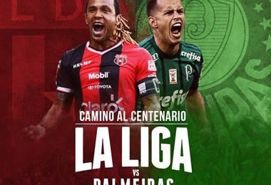 Alajuelense-Palmeiras