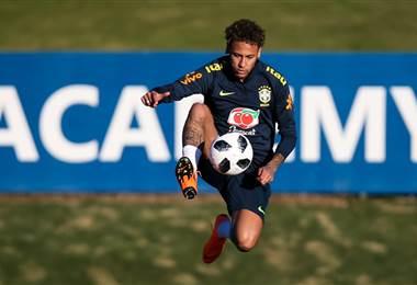 Neymar, selección de Brasil.|FIFA.com