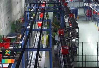 Órdenes de supermercado en línea toman fuerza en otros países
