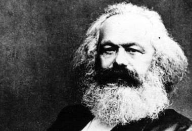 Karl Marx-BBC