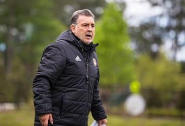 Gerardo Martino, técnico argentino del Atlanta United.