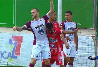 Reviva el partido Santos vs Saprissa 06 Mayo 2018