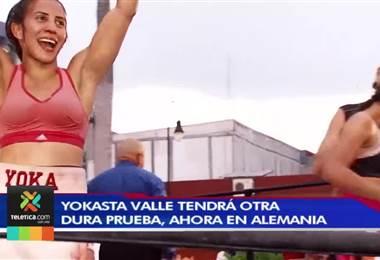 Boxeadora Yokasta Valle buscará su segunda corona del mundo el 16 de junio en Alemania