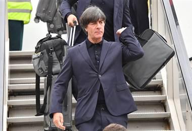 El seleccionador de Alemania, Joachim Löw.