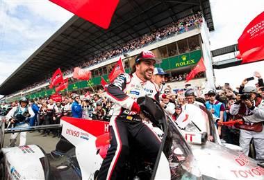 El piloto español Fernando Alonso| Facebook F1.