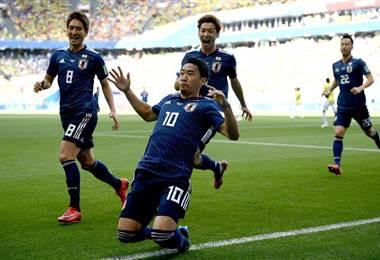 El atacante japonés Shinji Kagawa.