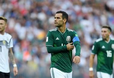 Rafael Márquez, jugador de México.|FIFA World Cup