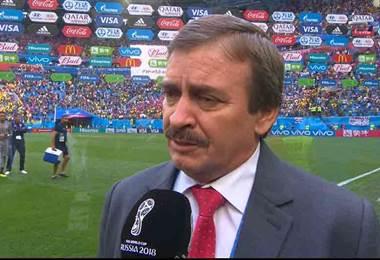 Declaraciones Óscar Ramírez luego del partido ante Brasil