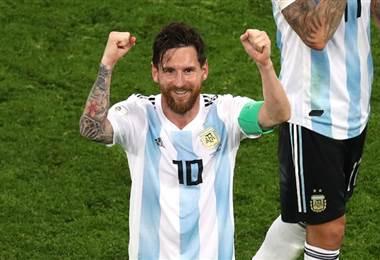 Lionel Messi, capitán de la Selección de Argentina |FIFA.com