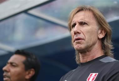 Ricardo Gareca. FIFA