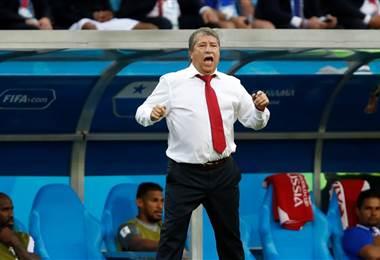 Bolillo Gómez. FIFA