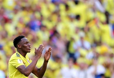 Yerry Mina, defensa de la Selección de Colombia |FIFA.com