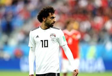Mo Salah. FIFA