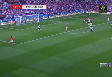 Amistoso Internacional: Inglaterra 2 - 0 Costa Rica 07 Junio 2018
