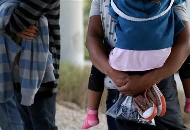 Polémica en EE.UU. por separación de inmigrantes indocumentados de sus hijos