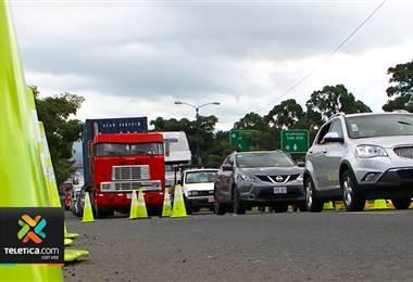 Restricción vehicular vuelve este lunes a San José