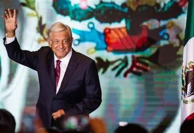 López Obrador arrasa en las elecciones presidenciales de México