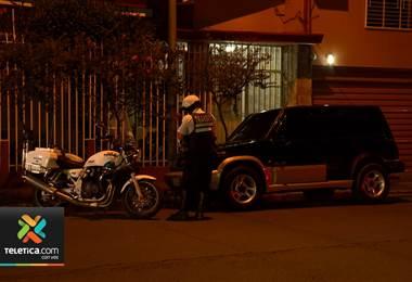 Policía del Tránsito decomisa 140 placas cada día en nuestro país