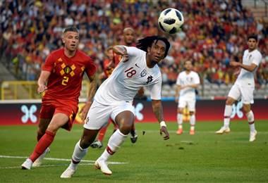 Gelson Martins, atacante de la Selección de Portugal.