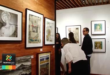 Hernán Jiménez creo en Barrio Escalante una galería de arte