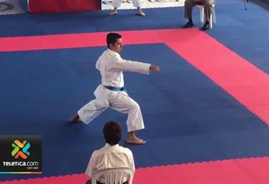 Karate le dio a Costa Rica las preseas 13 y 14 en los Juegos de Barranquilla 2018