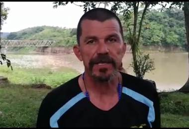 Video: Padre de San Vito de Coto Brus, Enrique Ureña Mora