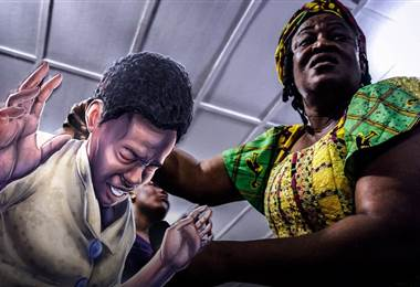 Estigmatizados y golpeados: los niños acusados de brujería y asesinato en Nigeria