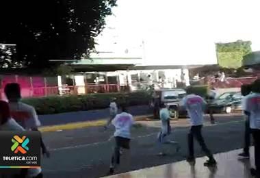 Uccaep afirma que país pierde ₡2.600 millones por día por conflicto en Nicaragua