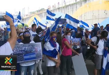 En Nicaragua se cumplen 100 días de protestas; ya se contabilizan 448 muertos