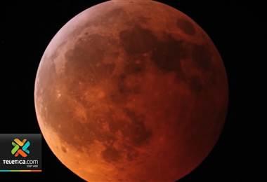 """Eclipse total de luna llamado """"luna de sangre"""" será el más largo del siglo XXI"""
