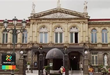 El Teatro Nacional es una histórica joya que está en riesgo