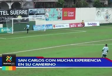A pesar de ser el club debutante en el torneo, San Carlos tiene jugadores de mucha experiencia