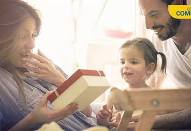 Aproveche los concursos al buscar regalos para el Día de la Madre