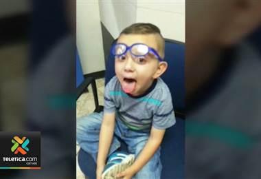 Niño de tan solo 3 años necesita de su ayuda