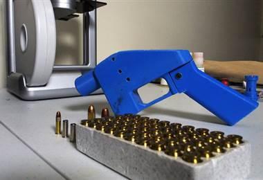 Preocupación en EE. UU. por fallo que autoriza impresión 3D de armas