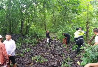 Autoridades de socorro buscan a niño de tres años extraviado en Esparza