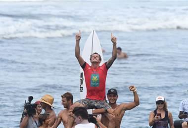 Cortesía Federación Costarricense de Surf